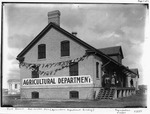 Fort Brown commissary/agricultural department, building 88 by Robert Runyon