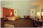 Fort Brown Motor Hotel penthouse suite