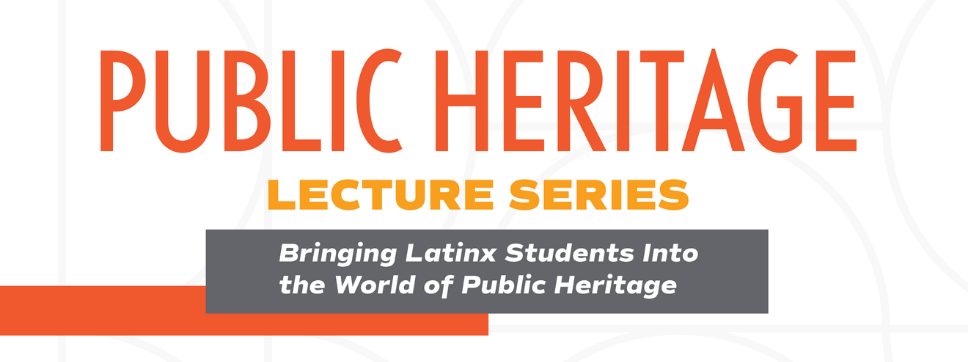 Public Heritage Lecture Series