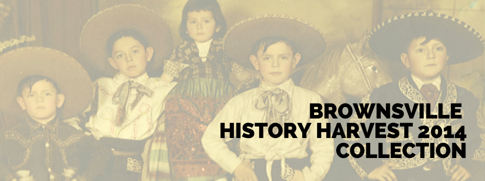Brownsville History Harvest 2014