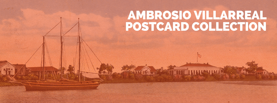 Ambrosio Villarreal Postcard Collection