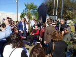 Jesus Bazán and Antonio Longoria marker dedication ceremony photographs - 028