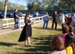 Recording of speakers - Significance of historical marker - Dr. Monica Muñoz Martinez
