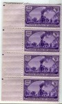 Javier Navarrete (Postage Stamp), 1944