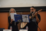 Joe and Rosa Perez ballad performance, Dionicio Maldonado