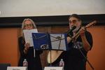 Joe and Rosa Perez ballad performance