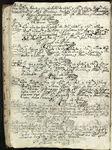 Camargo, Mex. baptismal church register, page 010a