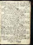Camargo, Mex. baptismal church register, page 009b