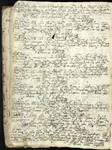 Camargo, Mex. baptismal church register, page 009a