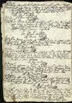Camargo, Mex. baptismal church register, page 008a