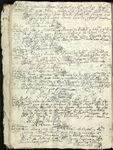 Camargo, Mex. baptismal church register, page 007a
