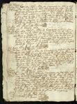 Camargo, Mex. baptismal church register, page 003a