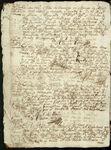Camargo, Mex. baptismal church register, page 002a