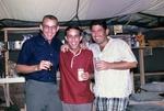 Three from Texas - Jim Swink, Mitchell A. Aboussie and Cayetano Barrera by Cayetano E. Barrera