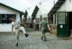 Ronald Spielman at Camp Alpha by Cayetano E. Barrera