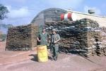 Drs. Dry and Barrera at Phuoc-Vinh by Cayetano E. Barrera