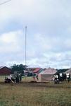 Command post at Quan-Loi. Medical Clearing Company by Cayetano E. Barrera