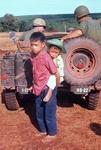Little brother with pneumonia by Cayetano E. Barrera