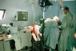 Operating room at 7th MASH by Cayetano E. Barrera