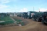 MEDCAP (Medical Civil Action Project) convoy by Cayetano E. Barrera