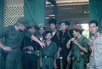 "Captain McDonald and ""Troops"" at Lom-Son by Cayetano E. Barrera"