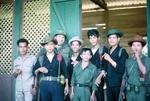 Cayetano Barrera and Vietnamese friends with sourpus by Cayetano E. Barrera