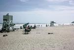 Vung Tau R & R (Rest & Recreation) beach by Cayetano E. Barrera