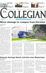 The Collegian (2010-09-13) by Christine Cavazos