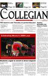 The Collegian (2010-09-20) by Christine Cavazos
