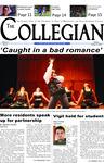 The Collegian (2010-10-11) by Christine Cavazos