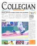 The Collegian (2009-02-02) by Linet Cisneros