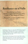 Resilience en en Valle: Remembering Bazan y Longoria and Reckoning with a Century of State Sponsored Violence - Texas state historical marker unveiling ceremony program