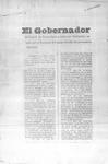 Declaration of El Gobernador del Estado de Tamaulipas no.73