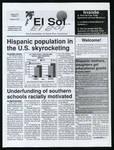 El Sol (Summer 1992), page 1 by Pan American University
