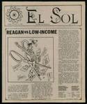 El Sol v.1 no.7, page 1 by Pan American University