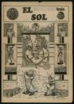 El Sol v.3 no.4, page 1 by Pan American University