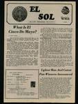 El Sol v.2 no.4, page 1 by Pan American University