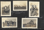 Page 20, Soldiers in outpost, New York Cavalry, Soldiers having lunch, Mule carrying guns and ammunition, Soldier's boots