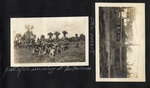 Page 25, Soldiers at Las Palmas [Rabb Plantation], Mule corral