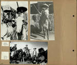 Page 40, Mexican bandits, Peavey and scouts by John R. Peavey
