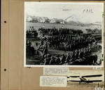 Page 38, Fort Brown 13th U.S. Cavalry and U.S. Army airplane in McAllen by John R. Peavey