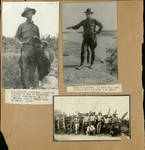 Page 34, U.S. Army officers and Texas Rangers by John R. Peavey