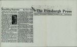 Articles pertaining to John H. Shary from Pittsburgh Press and Progress Times