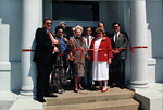 Photograph of dedication of the Sharyland ISD Administration Building - 03