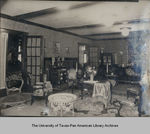 Photograph of interior of Shary home - 01