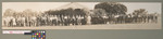 Photograph of Shary excursion party, panoramic view