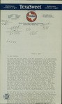 Correspondence regarding Morelos Fruit Fly Plague of 1932