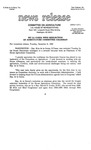 Agriculture News Release - 1992-12-08