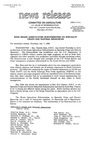 Agriculture News Release - 1993-01-07