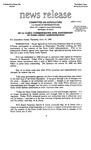 Agriculture News Release - 1993-06-10